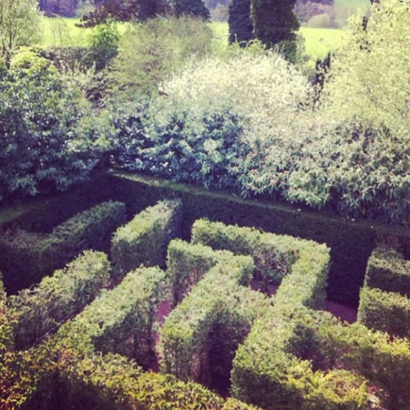 Hampton maze